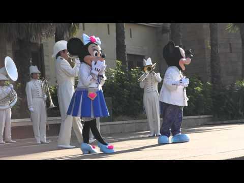 2014.11.18_TDS_ミニーミッキー誕生日オープニンググリーティングショー